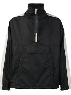 zipped collar jacket Daniel Patrick