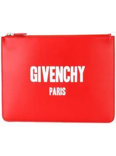 сумка с принтом-логотипом Givenchy