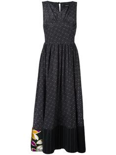 расклешенное платье Ter Et Bantine