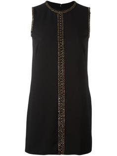 декорированное платье шифт Dsquared2