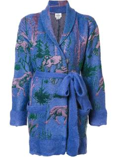 patterned cardigan  Vivienne Westwood