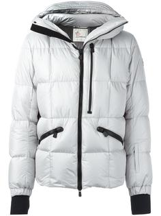 hooded padded coat Moncler Grenoble