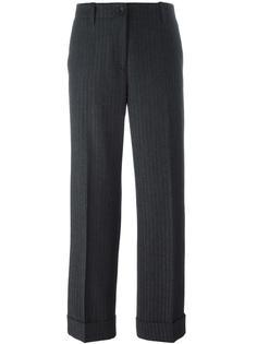 jacquard tapered trousers Alberto Biani