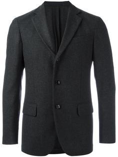 пиджак на трех пуговицах Mp  Massimo Piombo