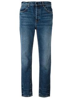 прямые джинсы Alexander Wang