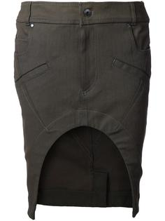 джинсовая юбка 'Bayard' Haider Ackermann