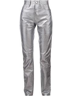 metallic trousers Nicopanda