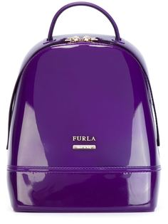 рюкзак с логотипом Furla