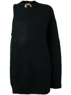 asymmetric jumper Nº21