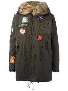 patched parka coat As65