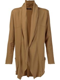 shawl lapel jacket Daniel Patrick