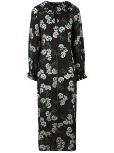 платье с цветочным рисунком Ter Et Bantine