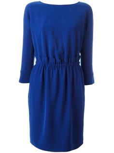 платье с эластичным поясом Armani Collezioni