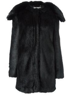 пальто из искусственного меха Stella McCartney