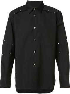 buttoned panel shirt Comme Des Garçons Homme Plus