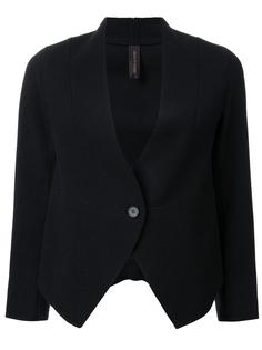 single button blazer Miharayasuhiro