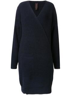 open cardi-coat Miharayasuhiro
