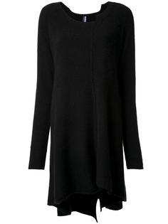 расклешенное вязаное платье Rundholz