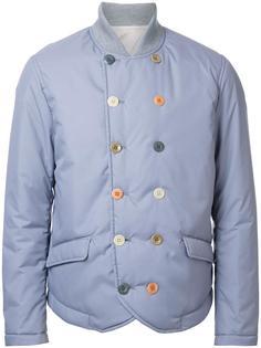 дутая двубортная куртка Undercover