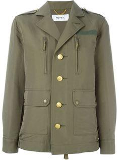 куртка в стиле милитари Muveil