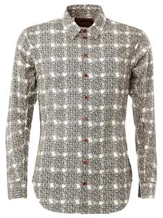 'Rope' print shirt Christopher Nemeth