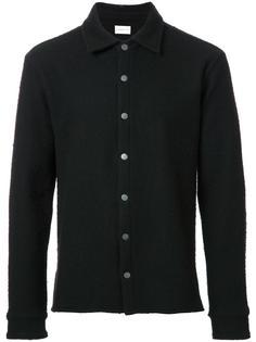 рубашка с фактурной поверхностью Simon Miller