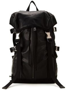 buckled backpack Maison Mihara Yasuhiro