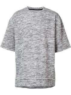 'Rugger' three-quarter sleeve sweatshirt Zanerobe
