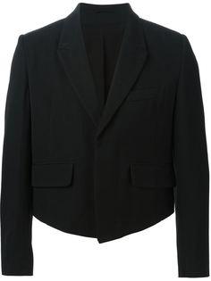 укороченный пиджак Ann Demeulemeester