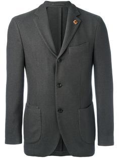 two button blazer Lardini