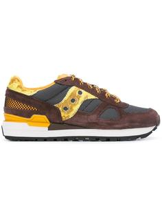 panelled sneakers Saucony