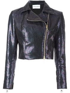 укороченная байкерская куртка Daizy Shely