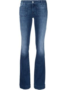 слегка расклешенные джинсы  'Circle' The Seafarer