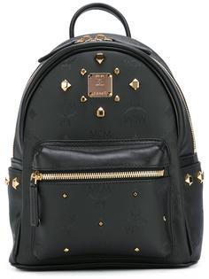 рюкзак с  заклепками MCM