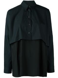 объемная рубашка Mm6 Maison Margiela