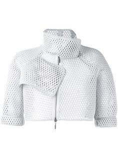 укороченный сетчатый пиджак Maticevski