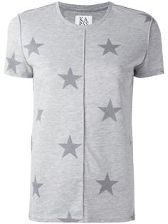 star print T-shirt Zoe Karssen