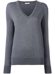 v-neck jumper Tomas Maier