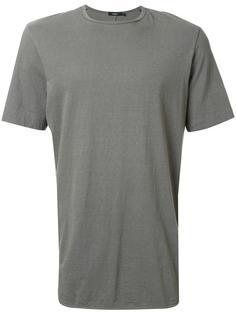 футболка 'Round Jersey' Bassike