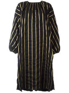 платье в полоску Uma Wang