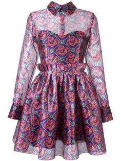 платье с цветочным принтом Daizy Shely