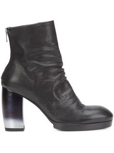 block heel ankle boots Officine Creative