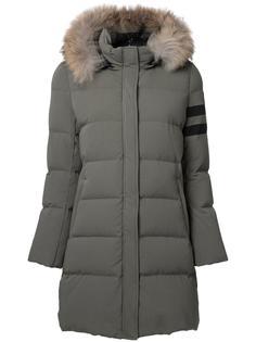 zipped padded coat Guild Prime