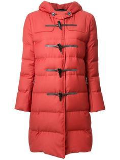 padded hooded coat Loveless