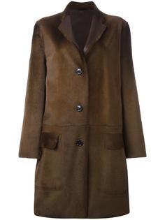 однобортное пальто Sofie D'hoore