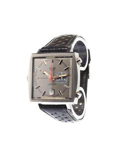 'Monaco Vintage' analog watch Tag Heuer