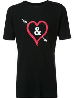 Judson Harmon x Ampersand T-shirt Judson Harmon