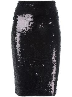 sequined skirt Mes Demoiselles