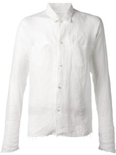 raw finish shirt   Ma+