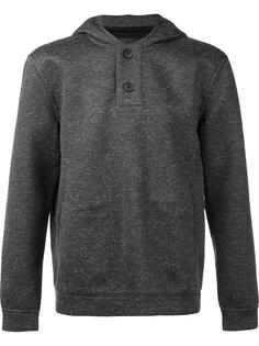 buttoned fastening hoodie Atm Anthony Thomas Melillo